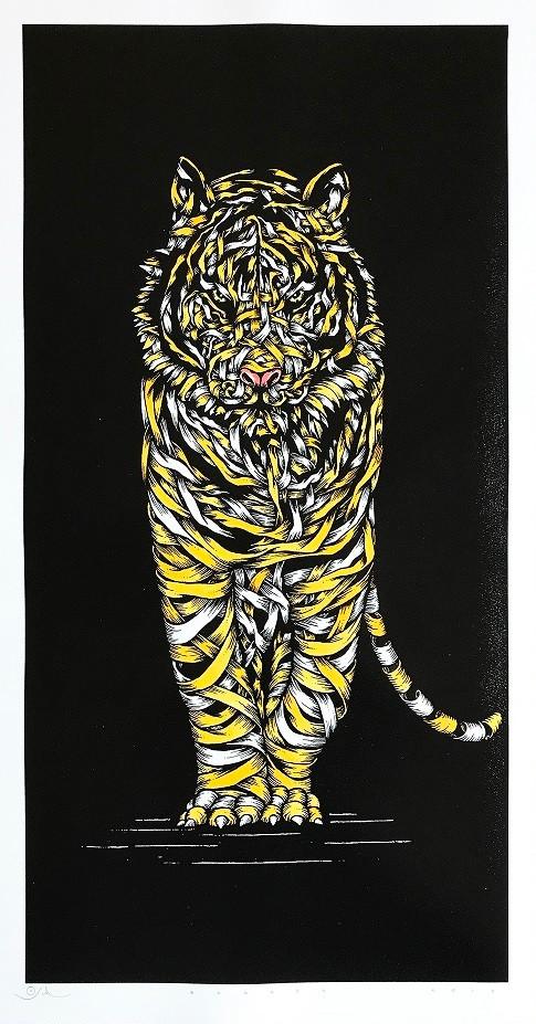 tiger,white