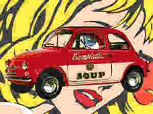 soup, car