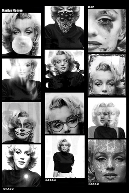 """Marilyn """"Photo Booth"""" collection"""