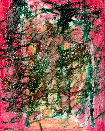 Delle Stelle- abstract prints