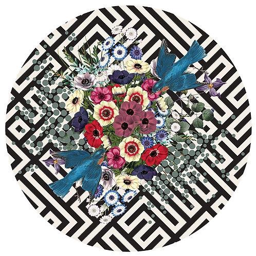 Mixed flowers, Street art, from Alexandra Gallagher at Deep West Gallery