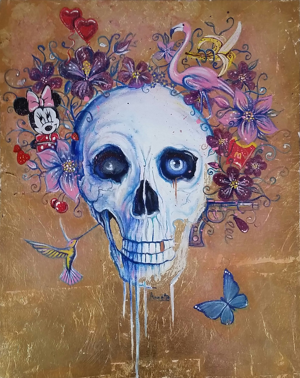 """Skull 
