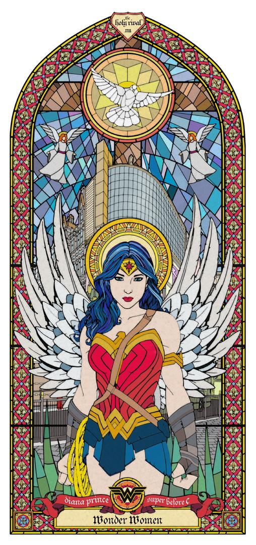 wonderwoman,Diana