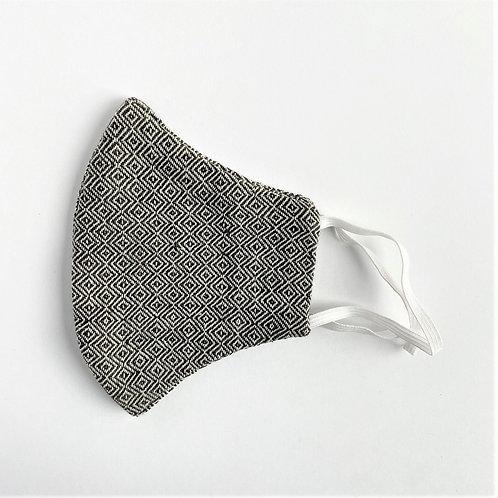 Kutch Organic Cotton Two Layered Face Mask