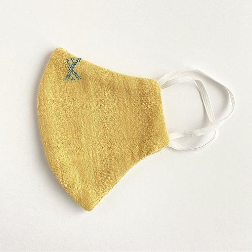 Kutch Organic Cotton Three Layered Face Mask