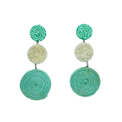 Swirlies Drop earrings