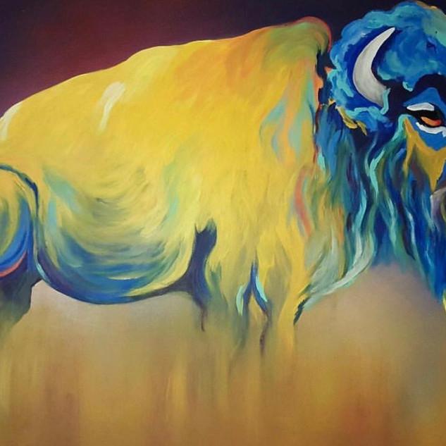 """Sabres Buffalo 24""""x36"""""""