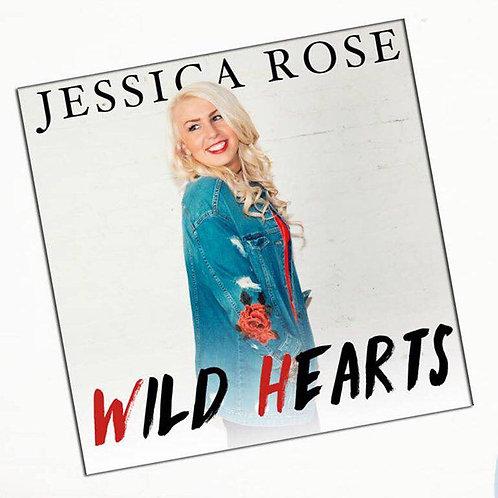 WILD HEARTS CD