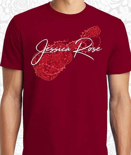 Jessica Rose Guitar T-Shirt