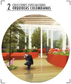 2-Colecciones especializadas Orquideas