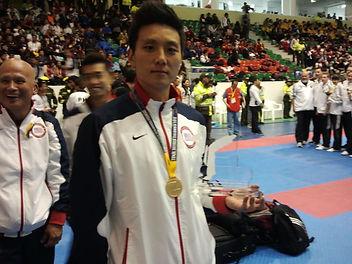 Taekwond world champion 2012