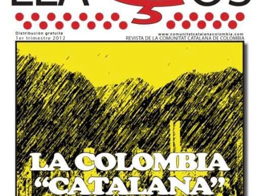 Llaços: una publicació informativa i cultural de la Comunitat Catalana de Colòmbia.