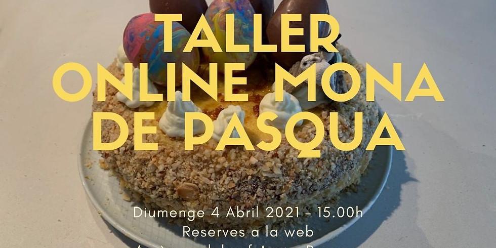 Taller online: Mona de Pasqua