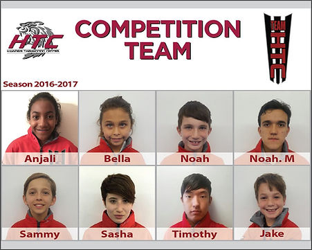 HTC Competition Team 2