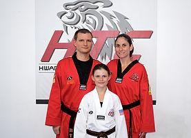 HTC Black Belt Family