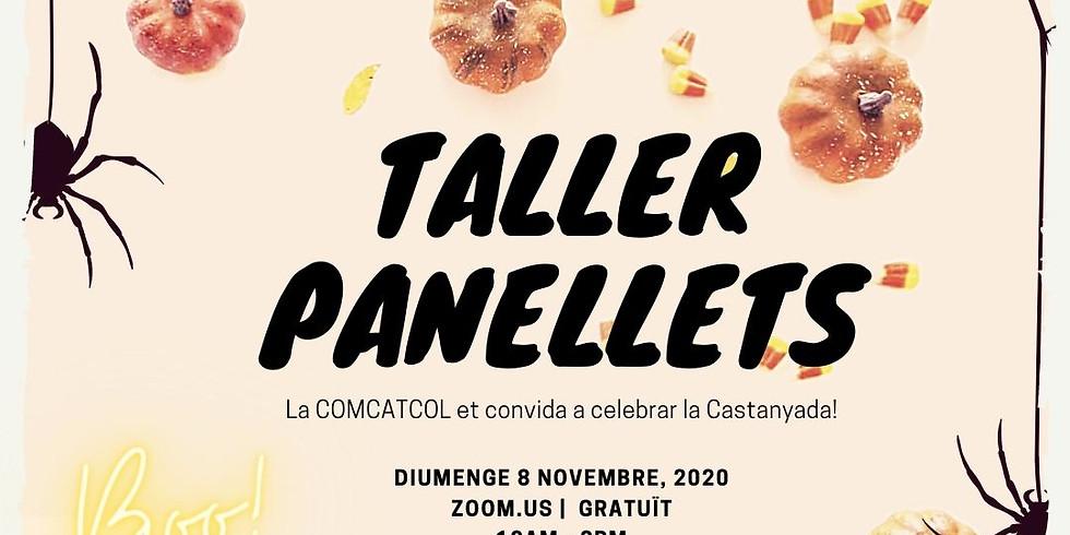 La Castanyada: TALLER DE PANELLETS