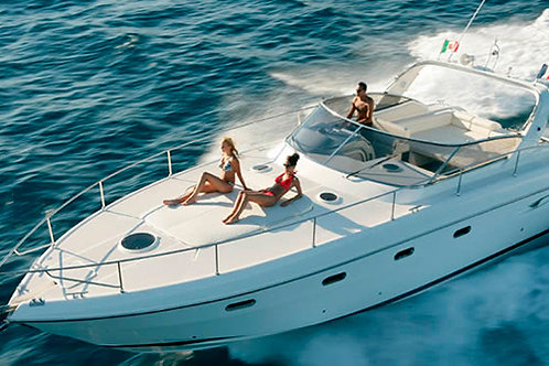 CHARTERS/YACHT 8 HOURS TOUR