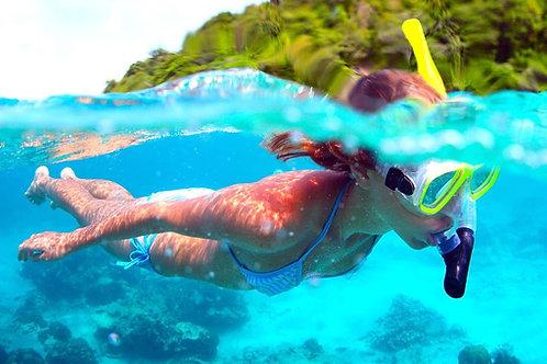 Cancun Snorkeling