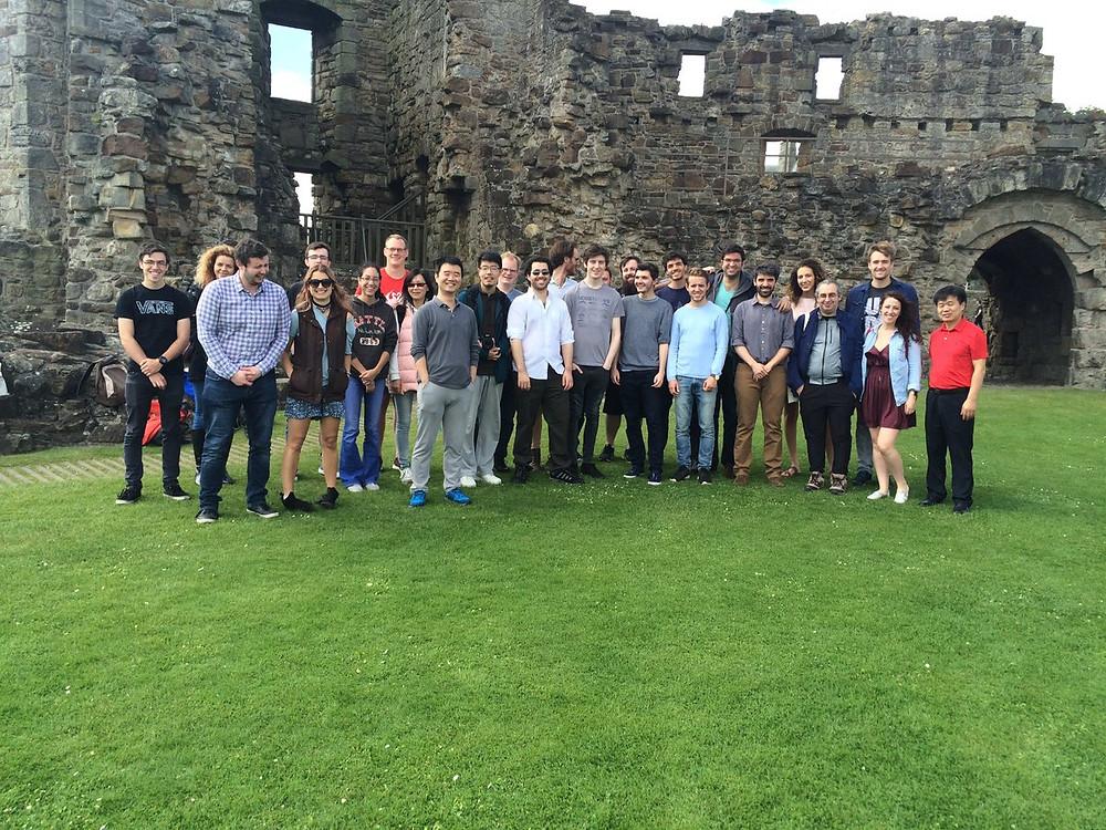 Visiting St Andrews Castle Ruins