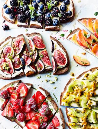 Fruit-Topped-Open-Sandwiches-Kim-Morphew