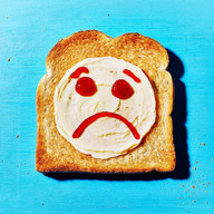 Sad_Face_On_Toast_Kim_Morphew_Food_Styli