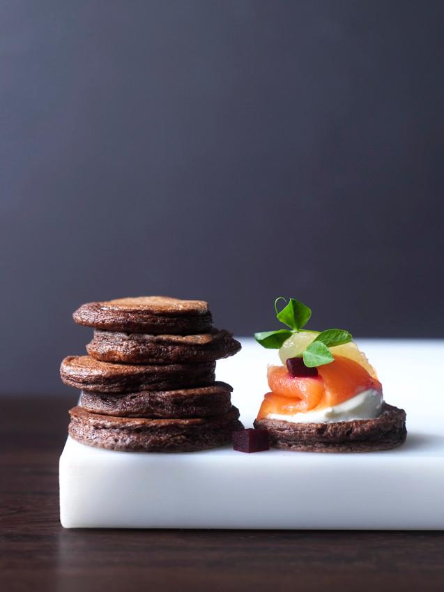 Chocolate-Blinis-Kim-Morphew-Food-Stylis