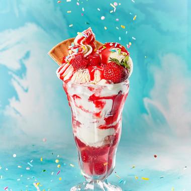 Retro-Icecream-Sundae-Kim-Morphew-Food-S