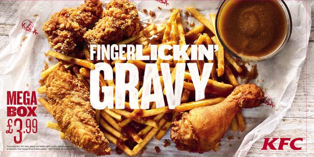 KFC-Fingerlickin-Gravy-Kim-Morphew-Food-