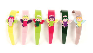 APJ - Angel Hairband set of 6 - AP3001