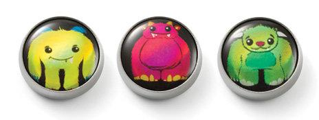 MOGO Collection Monster Mob Tin12-MOB
