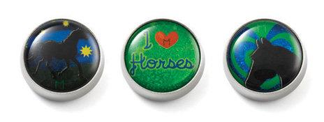 MOGO Collection Horse Love Tin10-HOR