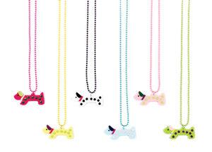 APJ - Spotty Dog Necklace Set of 6 - AP6015