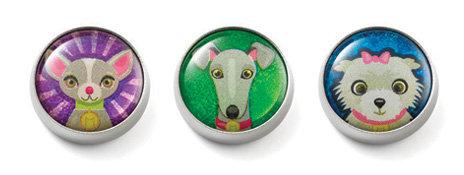MOGO Collection Pocket Pups Tin10-POC