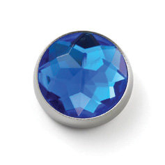 MOGO Birthstone Charms - Mar Sapphire