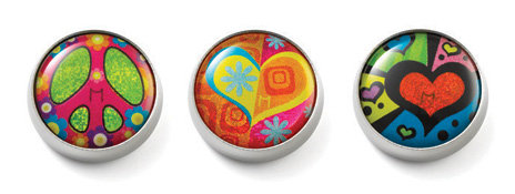 MOGO Collection Peace & Love Tin10-PAL
