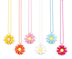 APJ - Daisy Necklace Set of 6 - AP6026