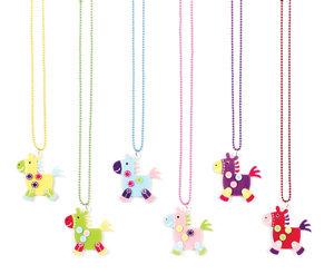 APJ - Pretty Pony Necklace set of 6 - AP6020