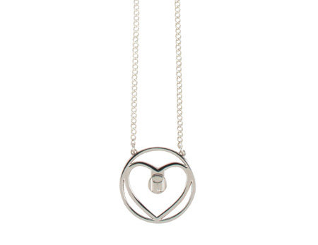 MOGO Heart Necklace