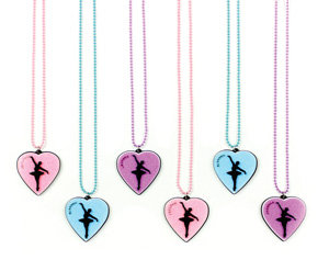 APJ - Love to Dance Necklaces set of 6 - AP6027