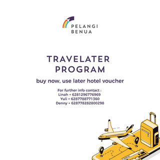 Travelater Program