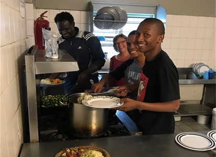 Ungdomshjemmet Beth Uriel - Cape Town