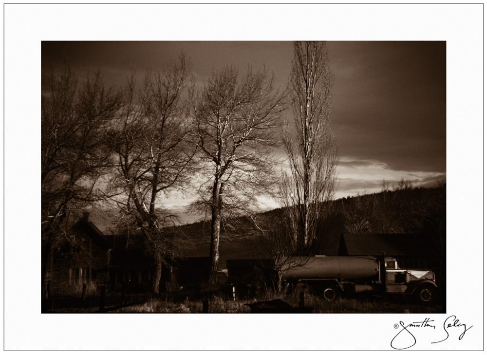 Tanker Dawn