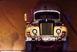 Yellow Truck & Sulphur