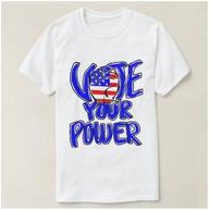 Vote Your Power Women's TShirt