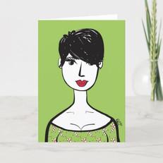 Candy Cane Cutie Card