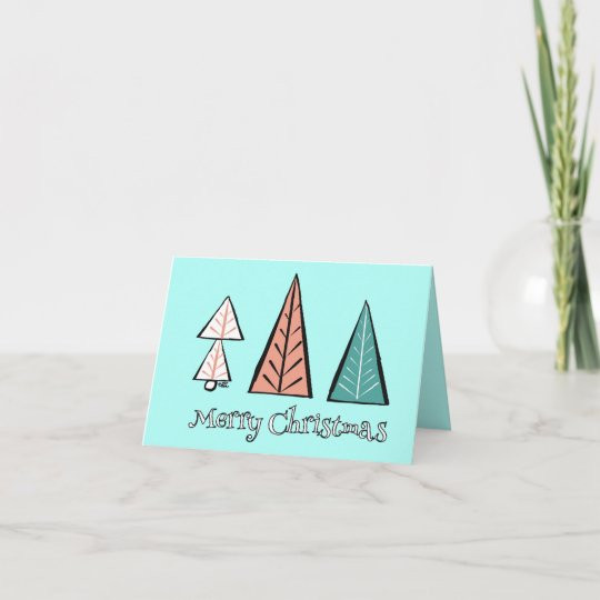 The Trees Card