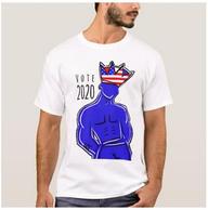 Vote 2020 Male Tshirt