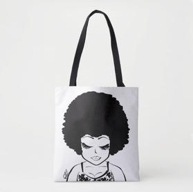 Heads Bowed Tote