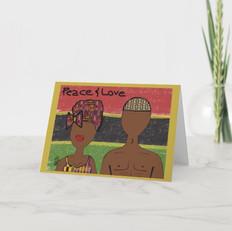 Happy Kwanza Card