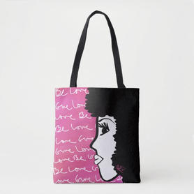 Be Love Give Love Tote